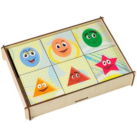 Купить Игровой набор PAREMO «Геометрия»