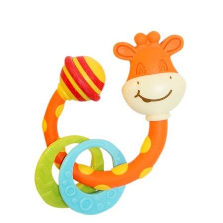 Купить Погремушка-прорезыватель Tiny love «Жираф Соня»