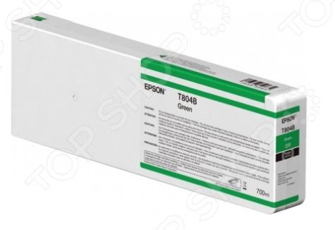 Картридж Epson T804B