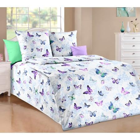 Купить Комплект постельного белья Белиссимо «Полет 2». 1,5-спальный