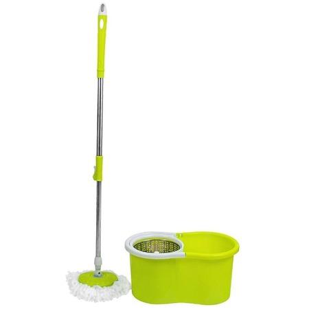 Купить Набор для уборки: швабра и ведро Greenberg GB-220