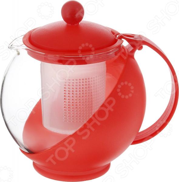 Чайник заварочный Wellberg WB-325. В ассортименте