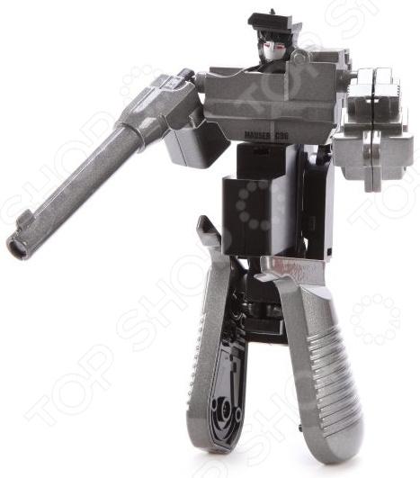 Робот-трансформер Наша Игрушка «Наган». В ассортименте игрушка робот 31 век angelic monster в ассортименте