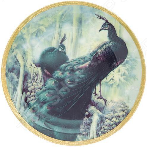 Тарелка декоративная Elan Gallery «Жар-птица»