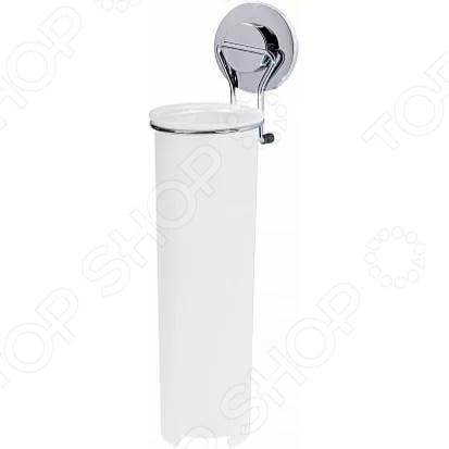 Держатель для ватных дисков Tatkraft Wild Power крючок двойной tatkraft mega lock на вакуумном шурупе
