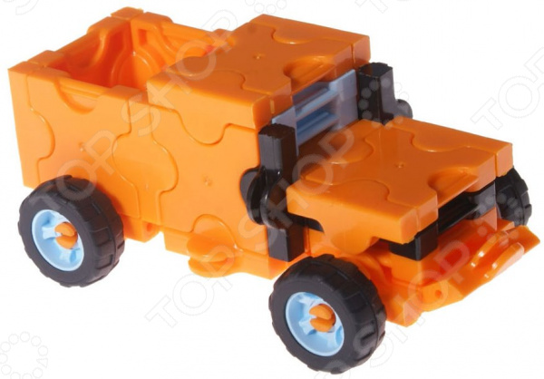 Конструктор-игрушка для ребенка AVToys «Автомобиль: Рыжик»