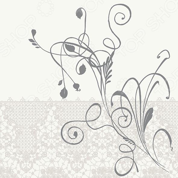 Салфетки бумажные Duni Dl Soft 167421