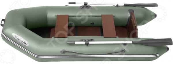Лодка моторно-гребная ЛОЦМАН «Профи» М-280 ЖС гребная лодка хантер 280 лтн