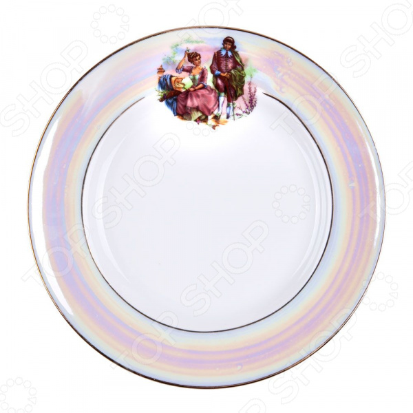Тарелка десертная ДФЗ «Мадонна»