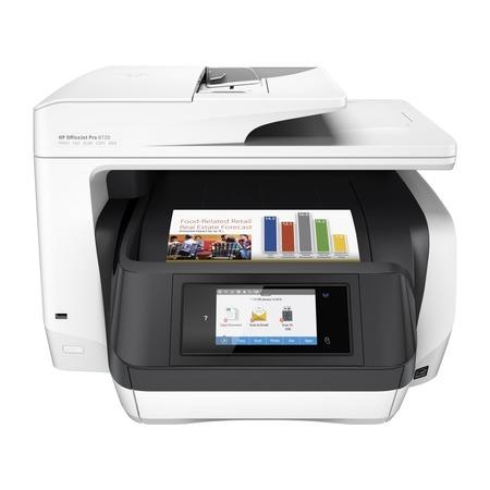 Купить Многофункциональное устройство HP Officejet Pro 8720 e-AiO