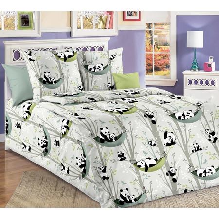 Купить Покрывало стеганое детское ТексДизайн «Веселые панды»