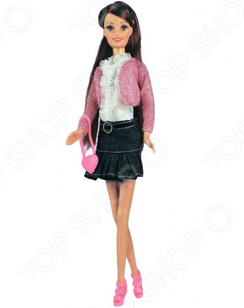 Кукла с аксессуарами Toys Lab «Шатенка: Джинсовый стиль»