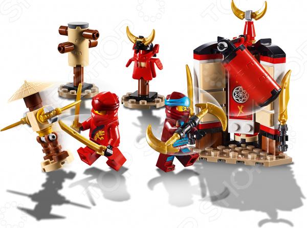 Конструктор игровой LEGO 10500 Ninjago «Обучение в монастыре» конструктор lego обучение в монастыре 70680 ninjago legacy