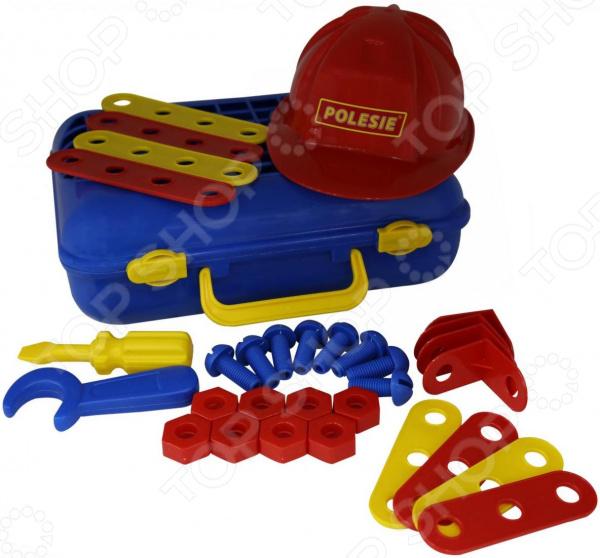 Игровой набор для мальчика Полесье «Механик 2»