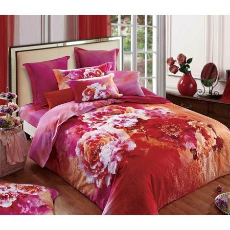 Купить Комплект постельного белья Jardin DTX033. 2-спальный