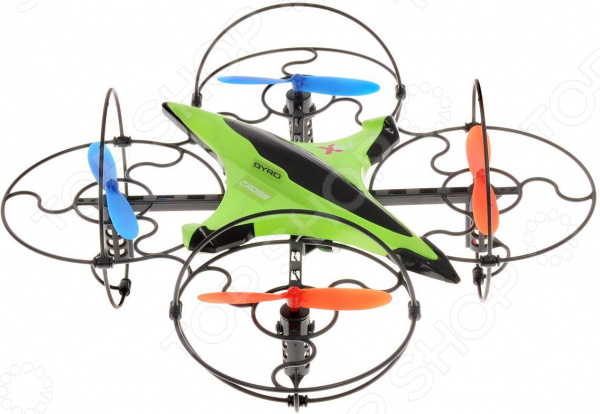 Квадрокоптер на радиоуправлении 1 Toy GYRO-Cross