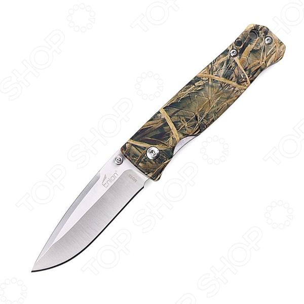 Нож складной Enlan M018CA нож enlan m09 3