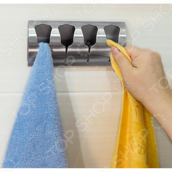 Вешалка для полотенец Tatkraft Florida