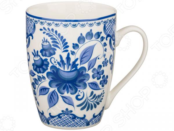 Кружка Lefard «Цветы» 153-749