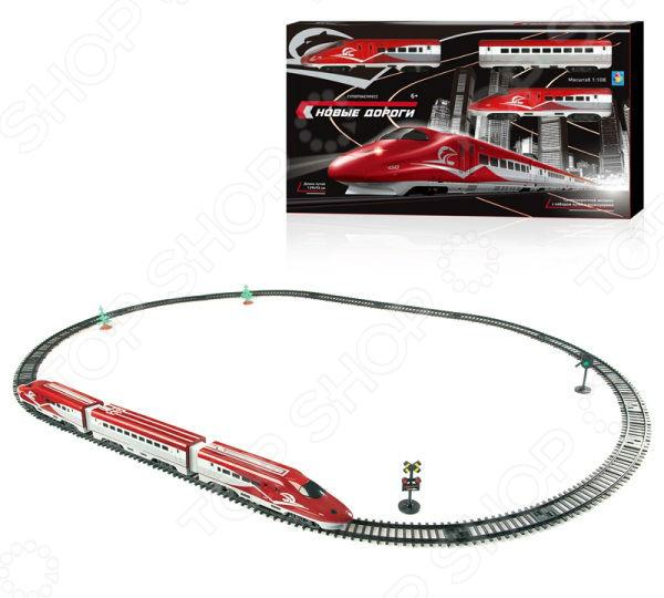 Набор железнодорожный 1 Toy «Супер Экспресс»