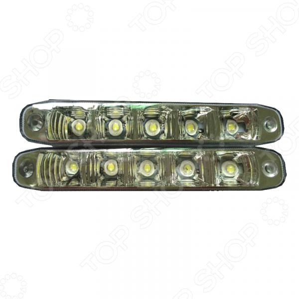 Дневные ходовые огни Intego DL-1270 дневные ходовые огни toyota rav4 2 set abs 15w 12v 6000k