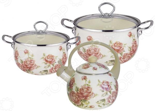 Набор посуды Zeidan Z-80501 набор посуды zeidan z 50620