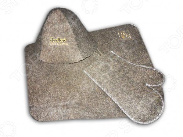 Набор для бани рукавицы для бани тонтту тутто рукавица арт 142 white шт