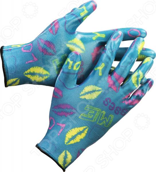 Перчатки садовые Grinda 11296 перчатки садовые grinda 11296