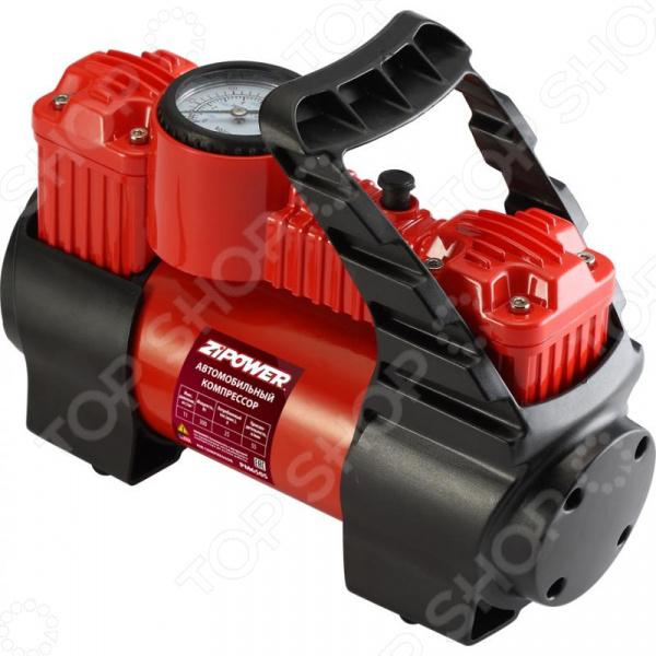 Компрессор автомобильный Zipower PM 6505 компрессор автомобильный zipower с манометром pm 6505