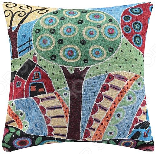 Подушка декоративная EL Casa «Летнее настроение»