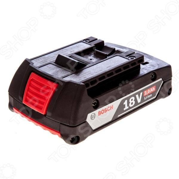 Батарея аккумуляторная Bosch 1600Z00036 bosch 18v 2 0ah 1600z00036