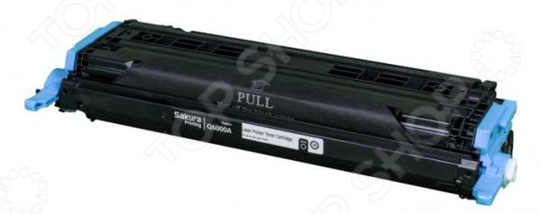 Картридж Sakura Q6000A для LaserJet 1600/2600n/2605/2605dn/2605dtn/CM1015MFP/CM1017MF
