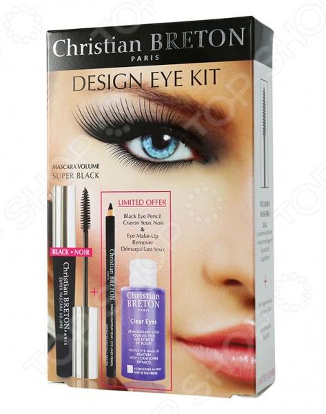 Набор для макияжа глаз Christian Breton Design Eye Kit