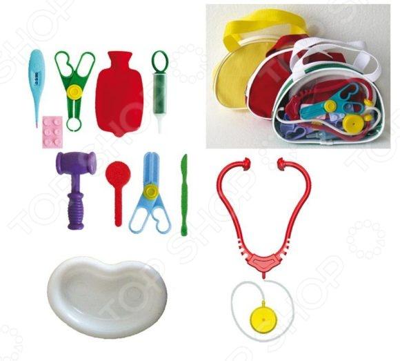Набор доктора игрушечный Совтехстром У768 ролевые игры yako набор инструмент доктора m6187