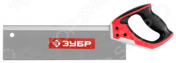 Ножовка с обушком для стусла Зубр 15155-35