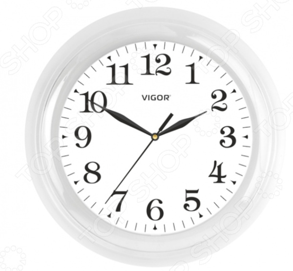 Часы настенные Vigor Д-24 «Классика» часы vigor д 29 розовые розы