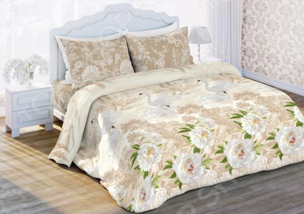 Комплект постельного белья Любимый дом «Нежность». 1,5-спальный