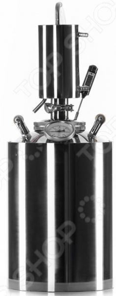 Самогонный аппарат Малиновка «Бутлегер» 12ТК самогонный аппарат узби первач элит аромат 17t