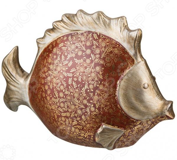 Фигурка декоративная Lefard «Рыба. Удача» 114-183 игровые фигурки papo фигурка рыба пила