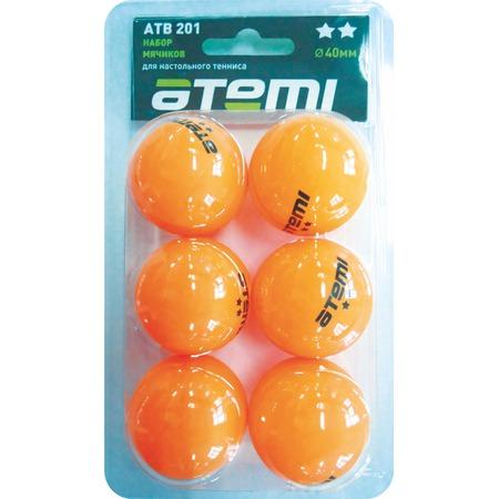 Купить Мячи для настольного тенниса Atemi ATB201