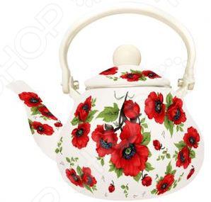 Чайник Zeidan «Маковое поле»
