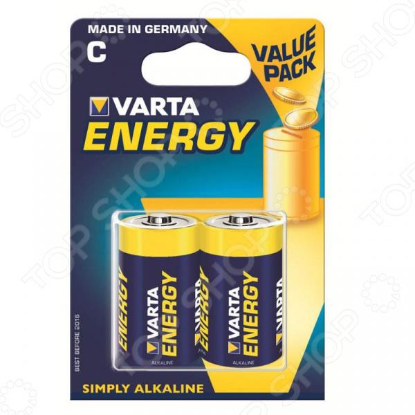 Элемент питания VARTA Energy C 2 шт. energy