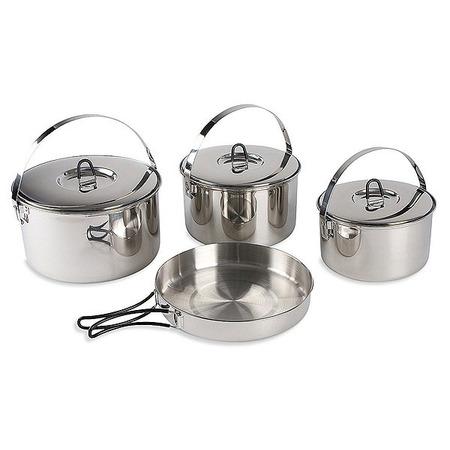 Купить Набор посуды походный Tatonka Family Cookset L