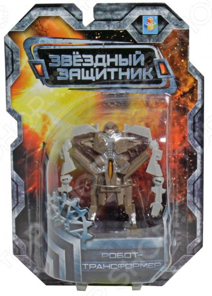 Робот-трансформер 1 Toy Звёздный защитник Робот-трансформер 1 Toy Звёздный защитник /