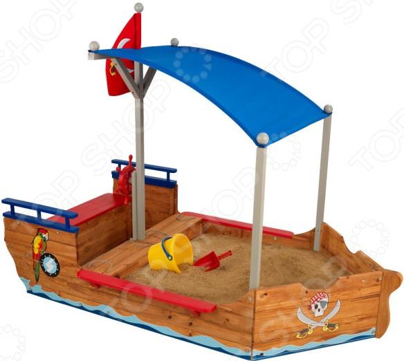 Песочница KidKraft Pirate Sandboat