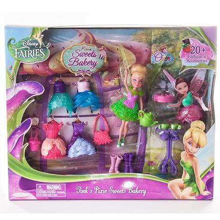 Купить Набор игровой Disney Fairies «Чаепитие»