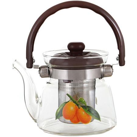 Чайник заварочный Agness из жаропрочного стекла