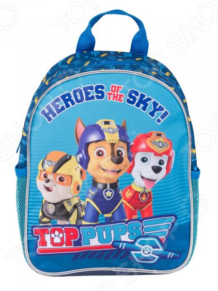 Рюкзак дошкольный Росмэн средний «Спасатели» рюкзак детский росмэн росмэн рюкзак ортопедический миньоны мягкий красный