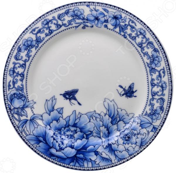 Тарелка десертная Nanshan Porcelain «Наньшань»
