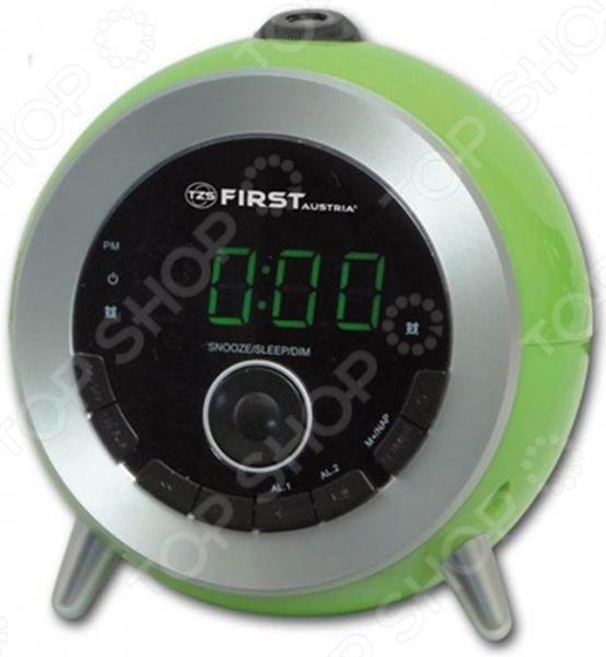 Радиочасы First 2421-6 Радиочасы First 2421-6 /Зеленый